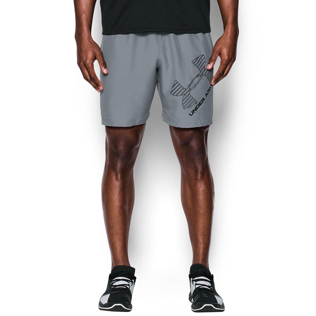 Men's Under Armour Woven Logo Shorts
