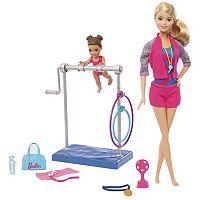 Barbie Gymnastics Student Playset