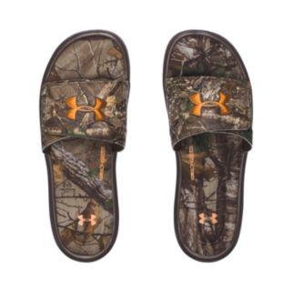 Under Armour Ignite IV Camo Men's Slide Sandals