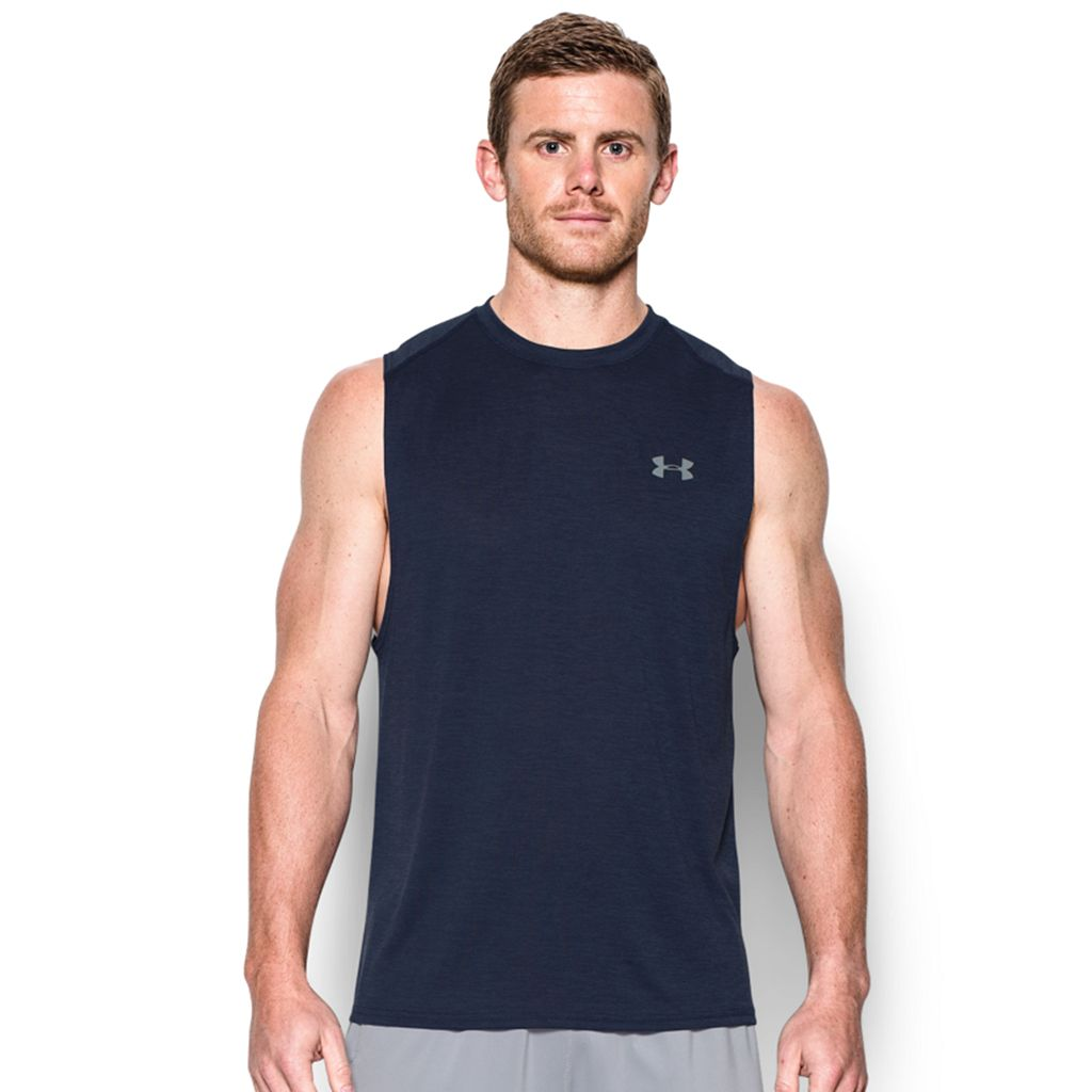 Men's Under Armour Tech Muscle Tee