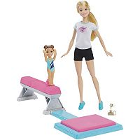 Barbie Gymnastics Feature Playset