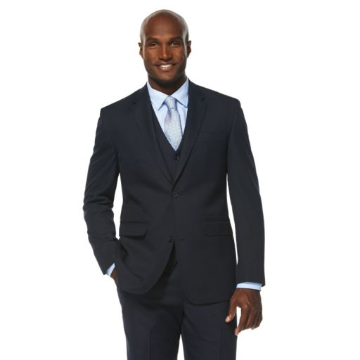 Men's Savane Travel Intelligence Suit Jacket