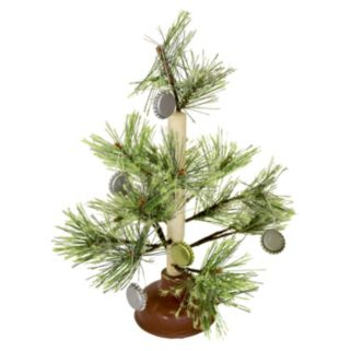 Totes Country Christmas Plunger Tree