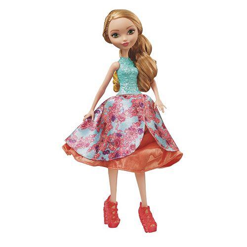 Ever After High Ashlynn Ella 2-in-1 Magical Fashion Doll