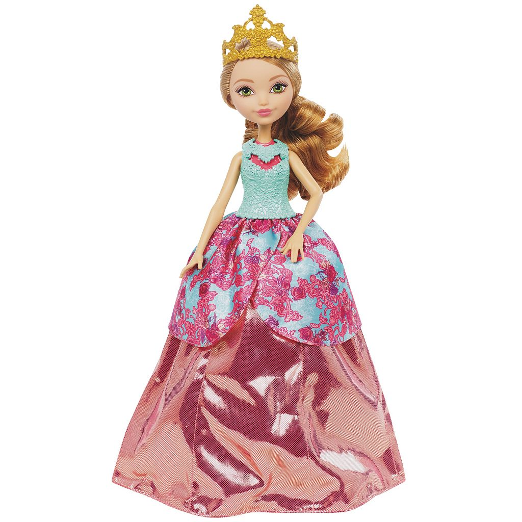Ever After High Ashlynn Ella 2-in-1 Magical Fashion Doll