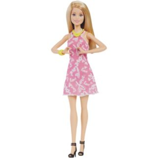 Barbie Light-Up Heart Hands Barbie Doll