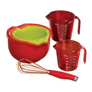 Fiesta 6-pc. Mix & Measure Baking Set