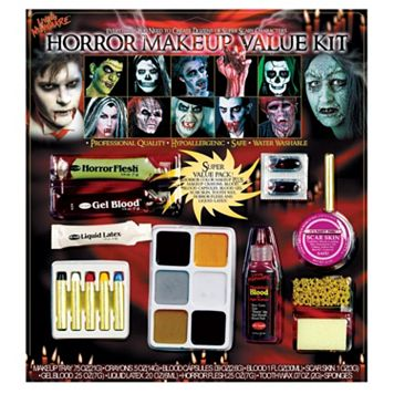 Horror Costume Makeup Kit