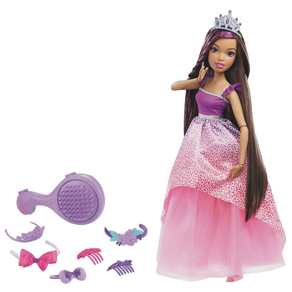 Barbie Dreamtopia Endless Hair Kingdom 17-Inch Princess Doll