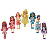 Barbie Rainbow Cove 7 Doll Gift Set