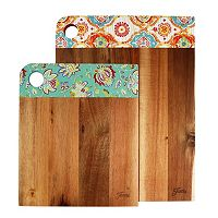 Fiesta 2-pc. Chopping Board Set