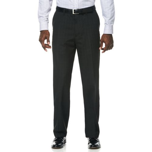 Men's Savane Travel Intelligence Straight Fit Suit Pants