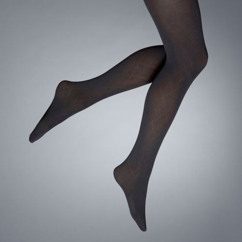 Simply Vera Vera Wang Diamond Control-Top Tights
