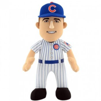 """Bleacher Creatures Chicago Cubs Anthony Rizzo 10"""" Plush Figure"""