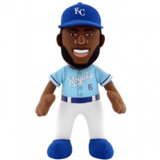 "Bleacher Creatures Kansas City Royals Lorenzo Cain 10"" Plush Figure"