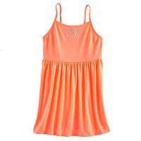 Girls 7-16 SO® Embellished Swim Cover Up