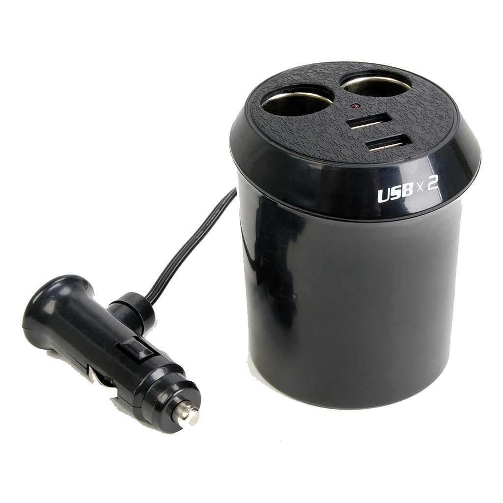 Totes Auto Charger With USB