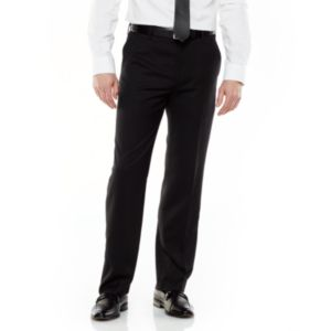 Men's Van Heusen Premium No Iron Straight-Fit Flat-Front Dress Pants