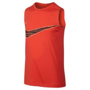 Boys 8-20 Nike Legacy Training Sleeveless Tee
