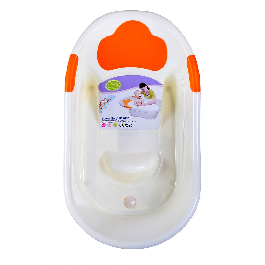 Dream On Me Deluxe Infant Bath Tub