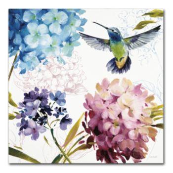 Trademark Fine Art Spring Nectar Square III Canvas Wall Art