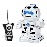 World Tech Toys GigaBot Disc Shooting Remote Control Robot