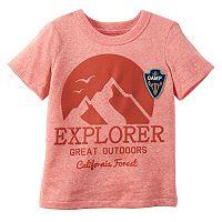 Baby Boy Carter's Outdoor Adventure Graphic Tee