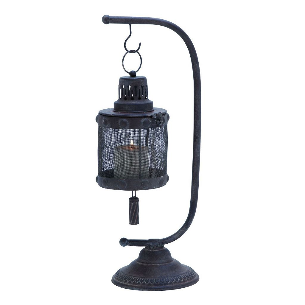 Industrial Metal Lantern