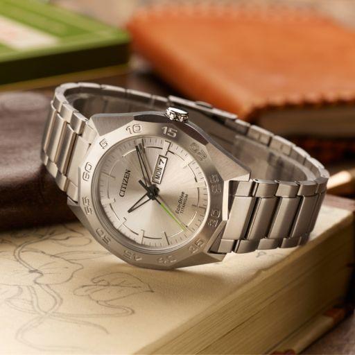Citizen Eco-Drive Men's Super Titanium Watch