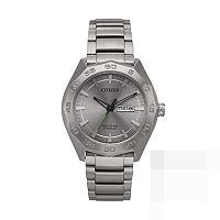 Citizen Eco-Drive Men's Super Titanium Watch