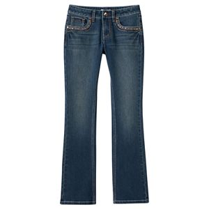 Girls 7-16 & Plus Size Mudd® Studded Bootcut Jeans