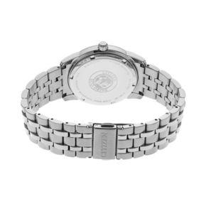 Citizen Eco-Drive Men's Diamond Stainless Steel Watch - BM7340-55E