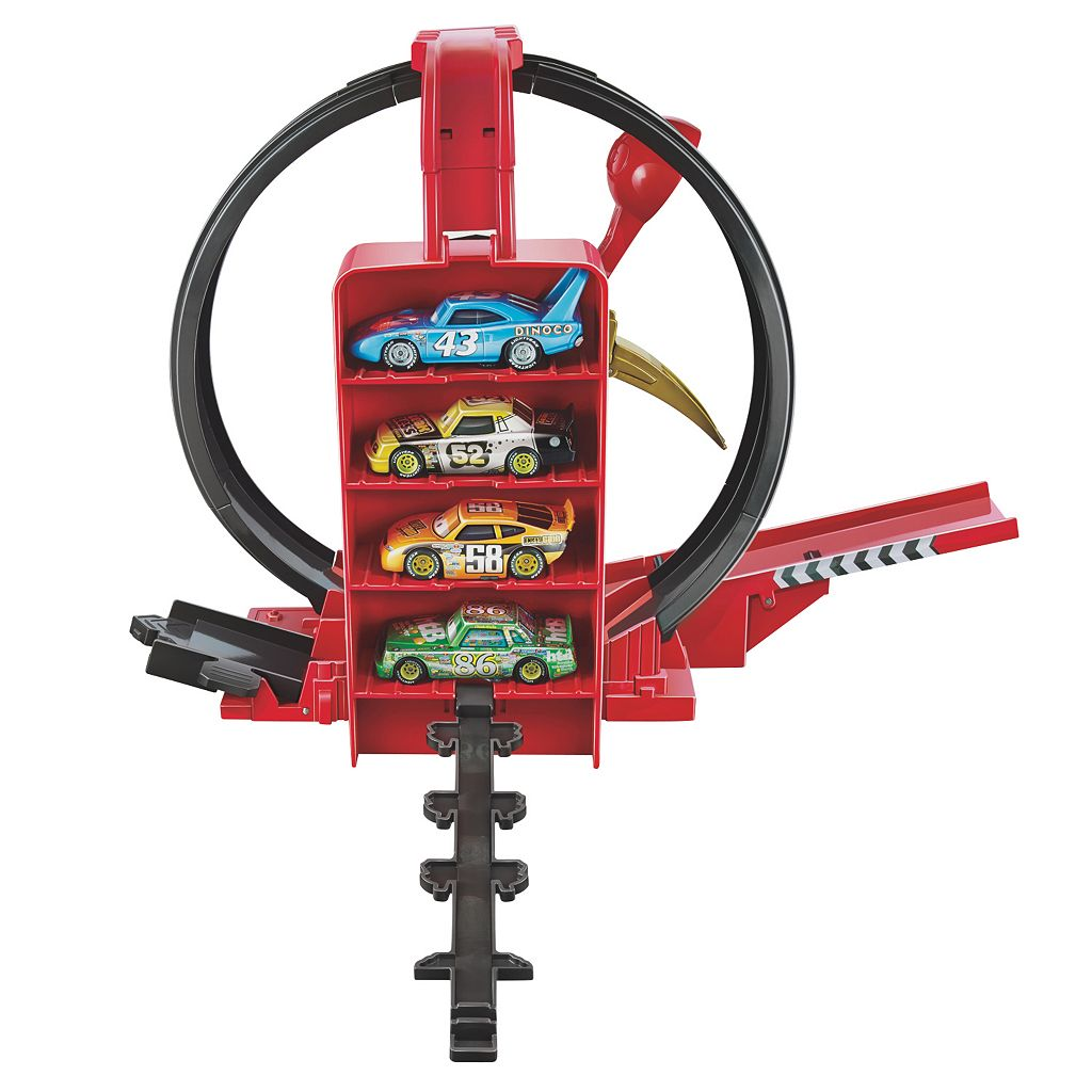 Disney / Pixar Cars Lightspeed Loopin' Launcher