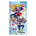 DC Super Hero Girls Stickerzine by Fashion Angels