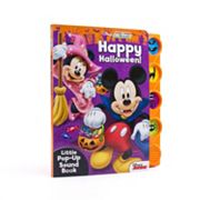Disney's Mickey Mouse Clubhouse Happy Halloween! Pop-Up & Sound Book