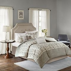 Madison Park Novella 6-piece Duvet Cover Set