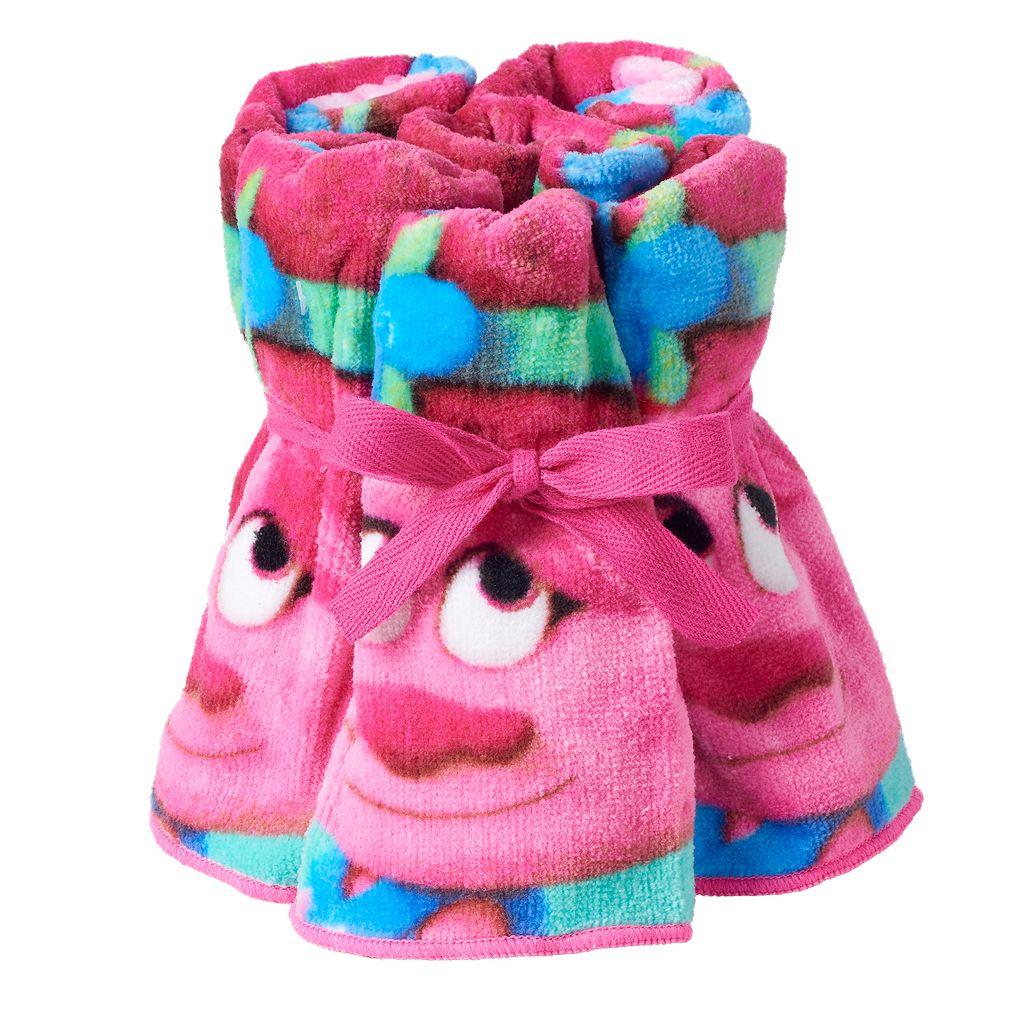 DreamWorks Trolls Hair Hugfest 6-pack Washcloths
