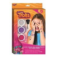 Dreamworks Trolls Glitter Tattoo Kit by Fashion Angels