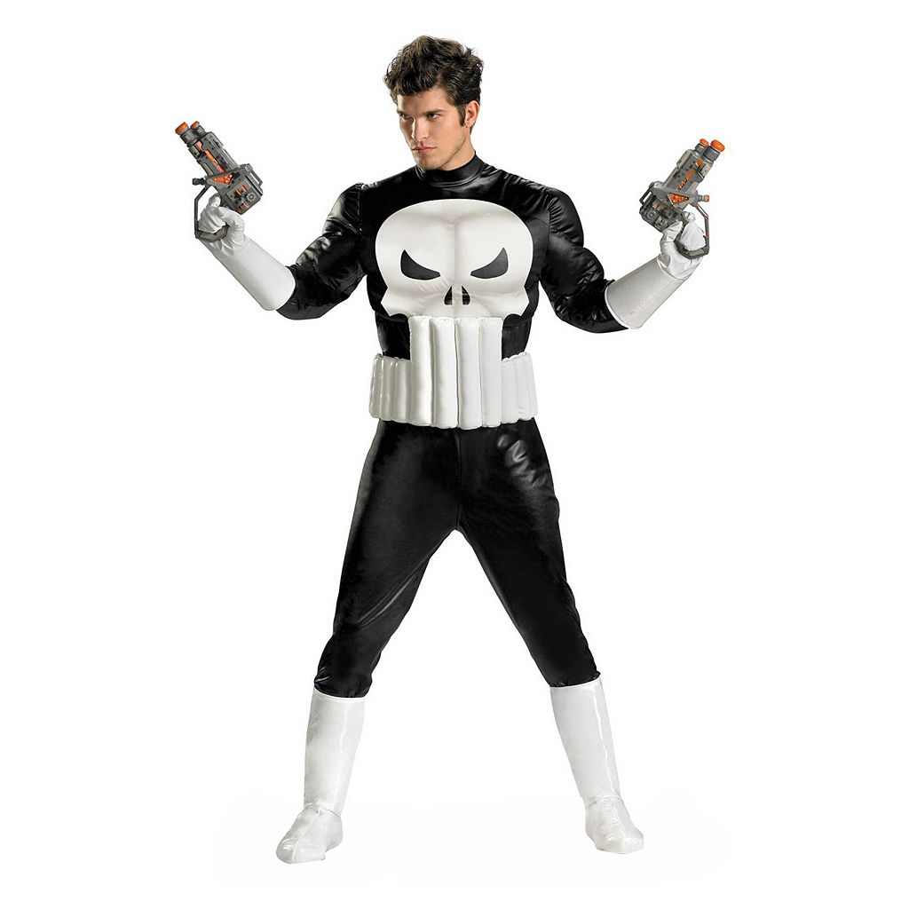 Adult Marvel Punisher Costume