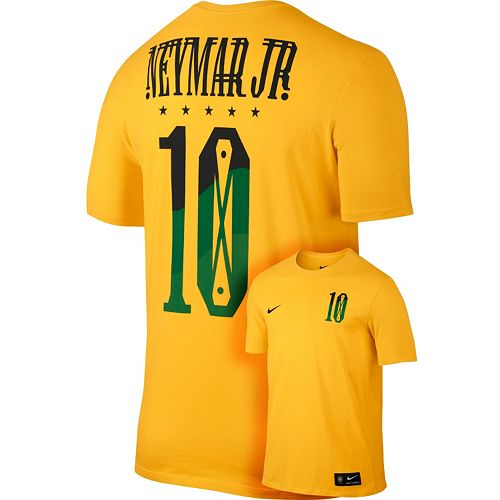 Men's Nike Mexico Neymar Hero Tee