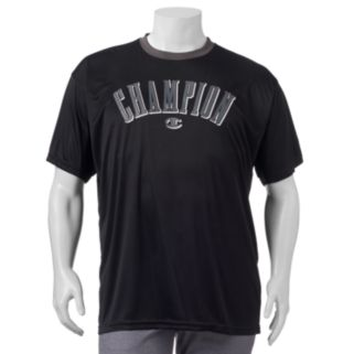 Big & Tall Champion Ringer Performance Tee
