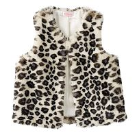 Girls 4-6x Design 365 Faux-Fur Vest