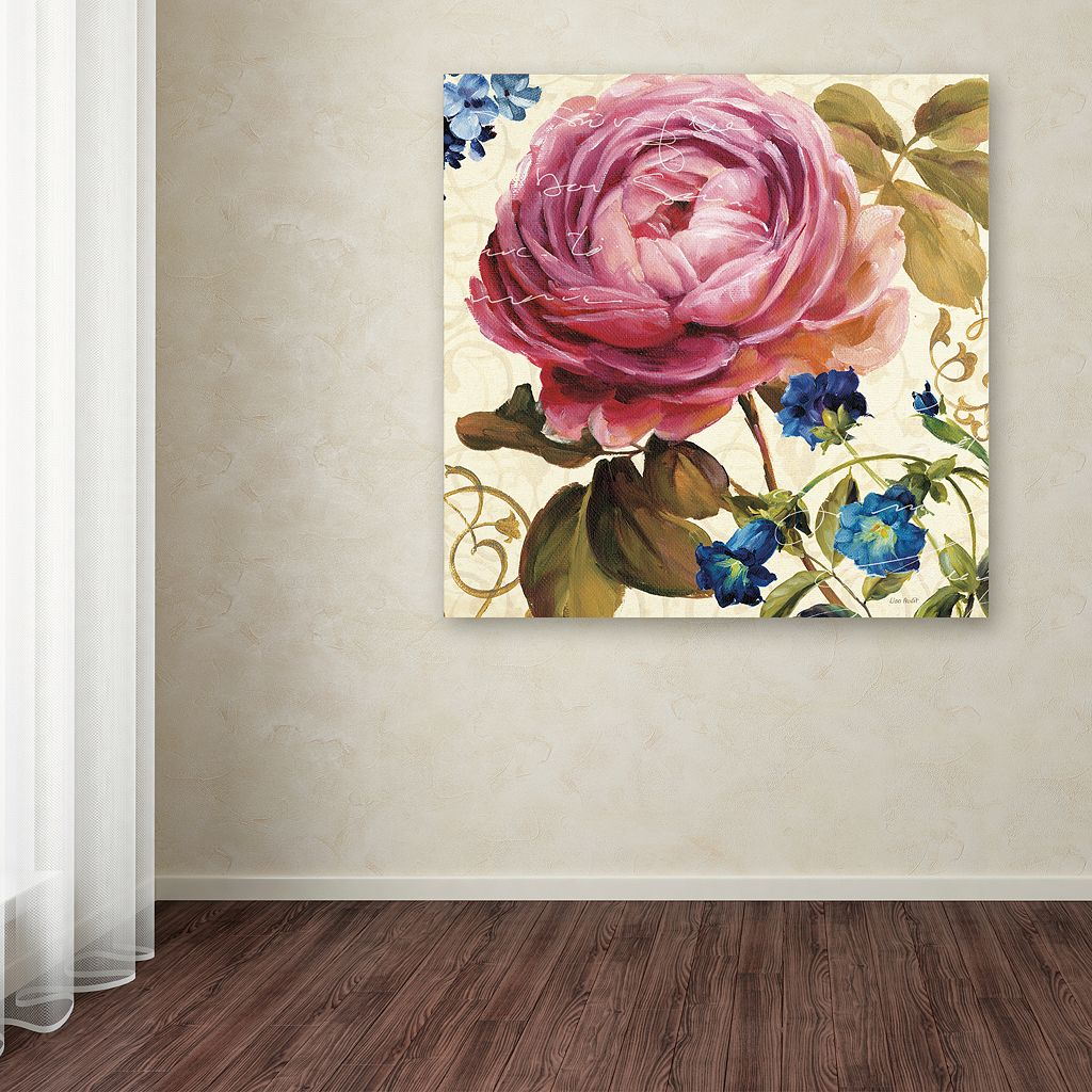 Trademark Fine Art Victorias Dream II Canvas Wall Art