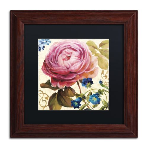 Trademark Fine Art Victorias Dream II Framed Wall Art