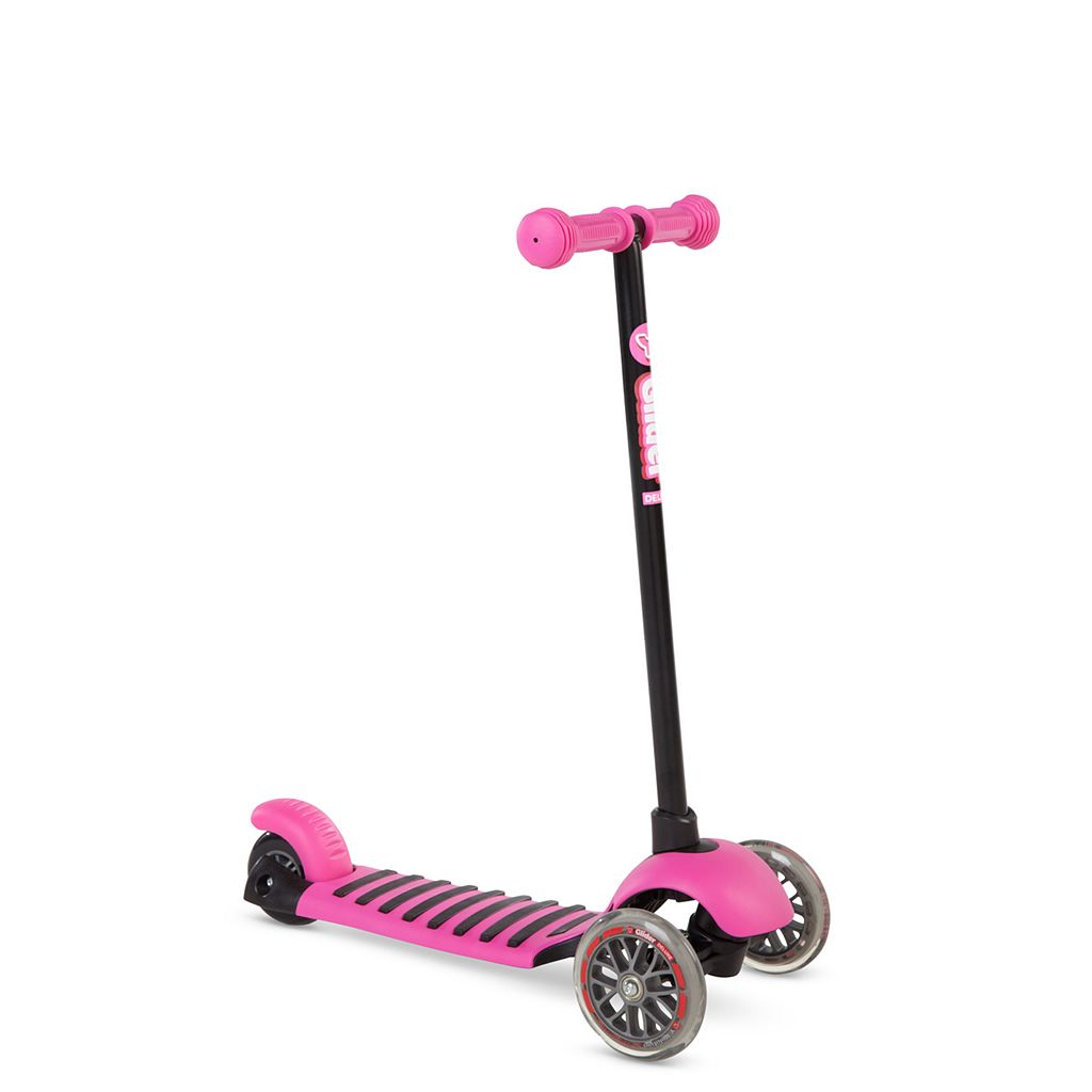 Kids Yvolution Y Glider Deluxe Scooter