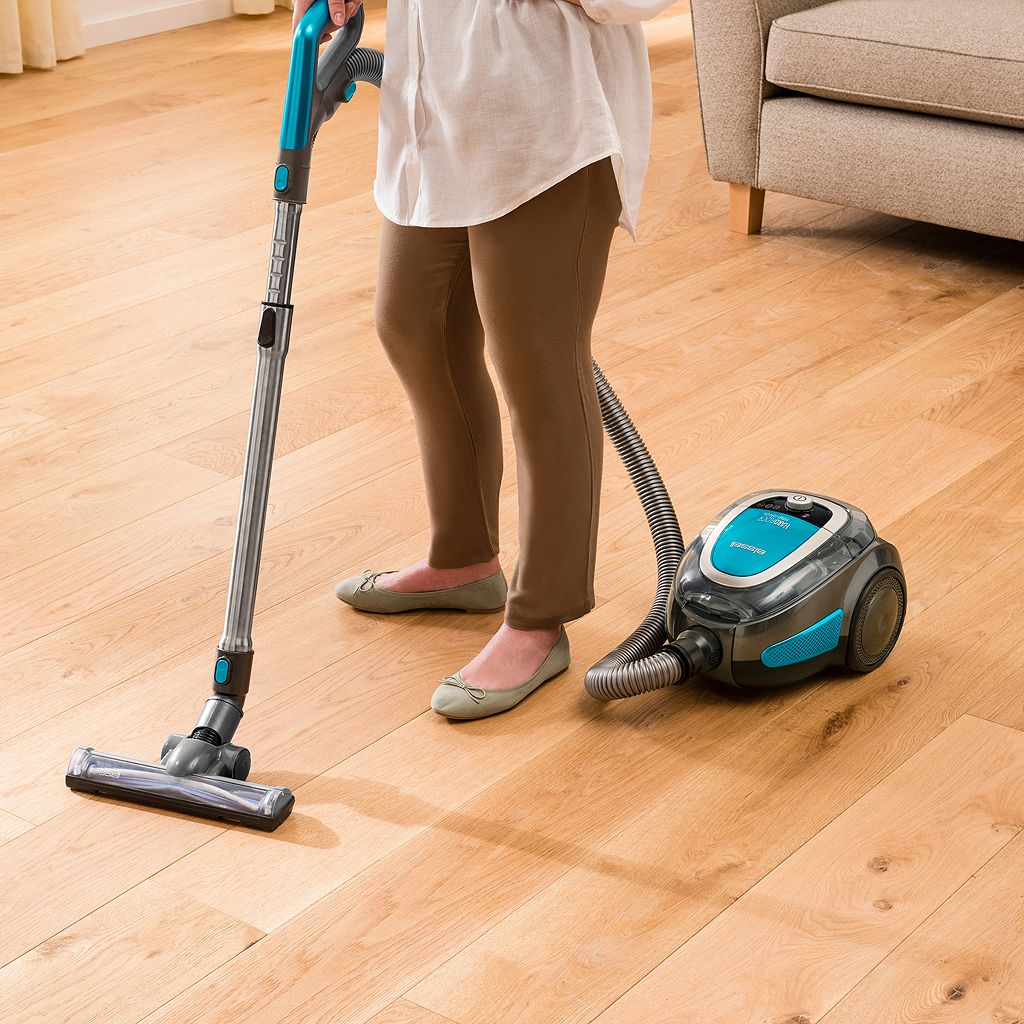 BISSELL Hard Floor Expert Cordless Canister Vacuum (2001)