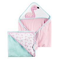 Baby Carter's 2-pk. Animal Hooded Towels