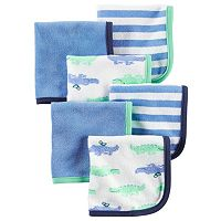 Baby Carter's 6 pkAnimal Washcloths