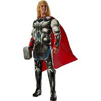 Adult Avengers 2: Age of Ultron Deluxe Thor One-Size Costume
