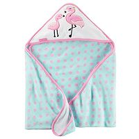 Baby Carter's Animal Velour Hooded Towel